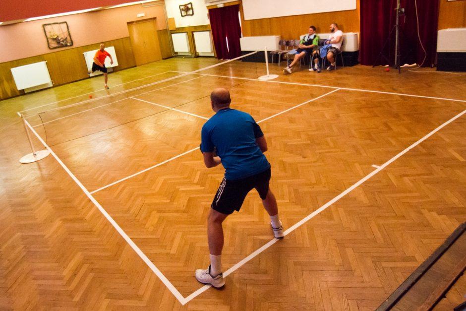 24. ročník Vánočního turnaje v líném tenise ve Slatině