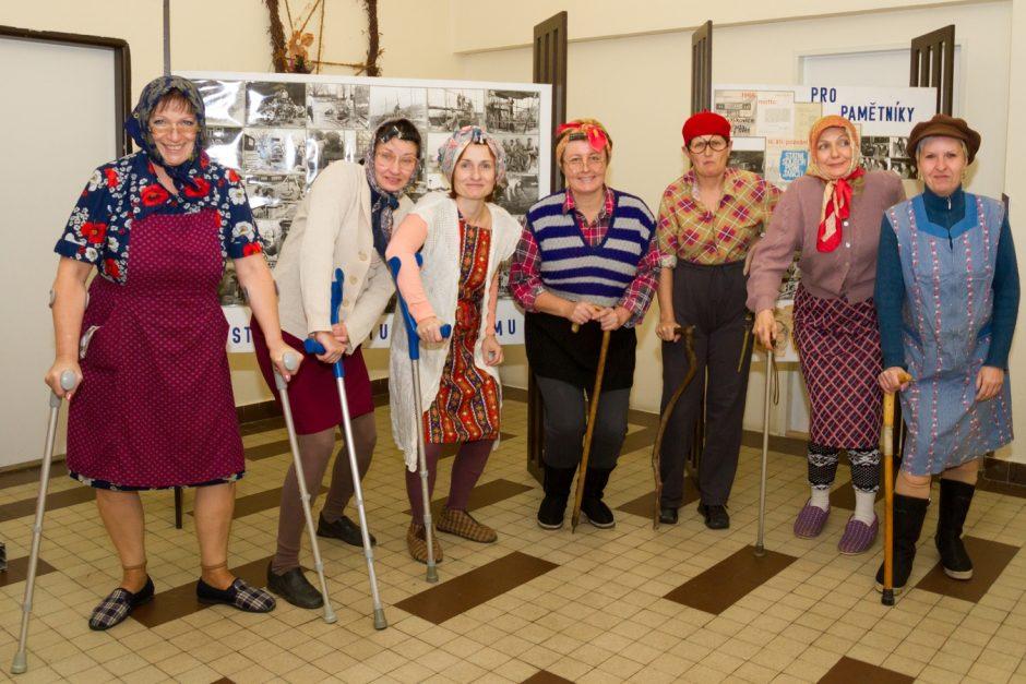 Oslavy 50 let od výstavby Kulturního domu ve Slatině